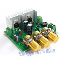 NEW TDA2030A Dual 15W*2 Channel HI-FI 2.0Amplifier Board Compatible LM1875