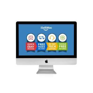 """Apple 27"""" iMac 5K 2015 3.3GHz Core i5 2TB Fusion 8GB A1419 MK482LL/A +A Grade"""