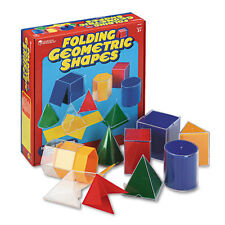 Learning Resources Folding Geometric Shapes for Grades 2 and Up Ler0921