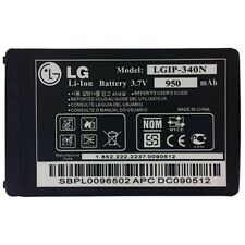 LG Battery Original LGIP-340N 340NV for Tribe next GT350 GW520 Prada 2 KF900