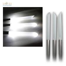 3er Set LED Lampe Solar Außen Beleuchtung Leuchte Terrasse Licht Gartenleuchte