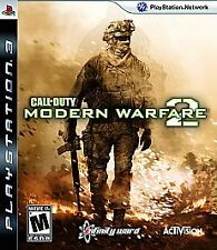 Call of Duty: Modern Warfare 2 MW2 (Sony PlayStation 3, PS3) - DISC ONLY