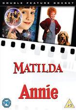 Annie/Matilda (DVD, 2007, 2-Disc Set)