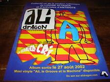ALI DRAGON - PUBLICITE LE DERNIER CRI - AOUT 2002 !!!!!