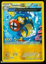 Pokemon EELEKTRIK 64/160 - XY Primal Clash RARE Rev Holo - MINT