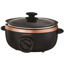 Morphy Richards 460016 Evoke Sear And Stew Slow Cooker 3.5 Litres 163 Watt