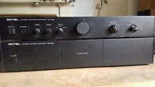 Rotel RB-850 & RC-850 power amp
