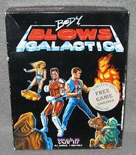 Body Blowas Galactic Amiga Spiel Team 17 incl. Apache Free Game 3 Disketten