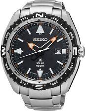 Seiko SNE421 SNE421P1 Prospex Mens Solar Watch WR100m NEW RRP $599.00