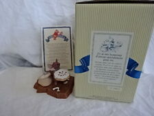 """DISNEY POOH & FRIENDS-NIB! ROO """"I STIRRED IN AN EXTRA BIT OF LOVE FOR YOU""""!"""