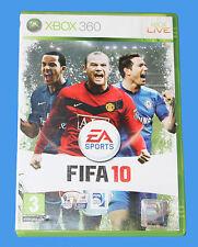XBOX 360 Game: FIFA 10 -  DVD - VERY GOOD CONDITION