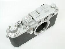 Leica IIIf Gehäuse body Nr. 587888 schöner Zustand u. schöne Nummer nice cond.