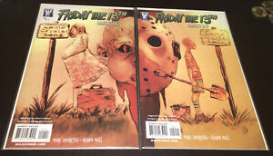 FRIDAY THE 13th:  PAMELA'S TALE #1 & 2 DC / Wildstorm (2007)