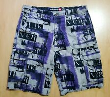 QUIKSILVER Cargo Short for Men Sz. 34