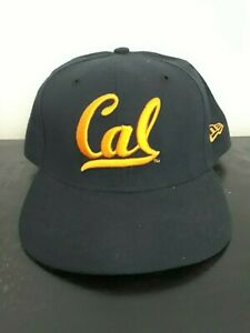 U.of California Bears Fitted cap,Brand New by New Era