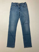LEVI'S MID RISE SKINNY Jeans - W30 L32 - Great Condition - Women's