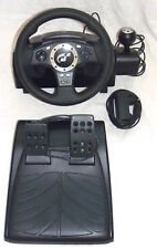 LOGITECH DRIVING FORCE PRO LENKRAD + PEDALE PlayStation 3 2 PS3 GT Gran Turismo