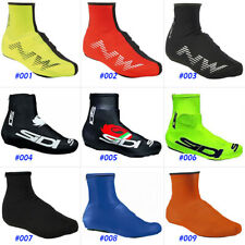 Thermal Cycling Shoe Cover Winter Fleece Road Race MTB Over Sports Bike Ride Pro