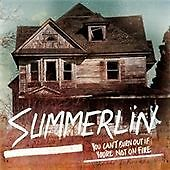 Summerlin - You Can't Burn Out If You're Not On Fire (2012) NEW SEALED
