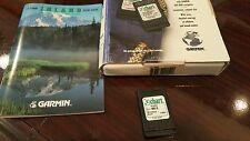 210 230 GARMIN GCHART  G-MN/S ELECTRONIC CHART card Minnesota South