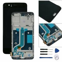 Repalcement LCD Display Touch Screen Frame Digitizer Tool For OnePlus 5 A5000