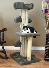 PRESTIGE CAT TREE UNIQUE LARGE CAT TOWER-*FREE SHIPPING IN THE UNITED STATES*