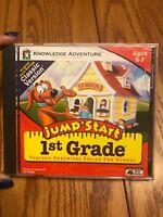 JUMP START: ADVANCED 2ND GRADE PC CD-ROM, AGES 5-7, FOR WINDOWS / MAC