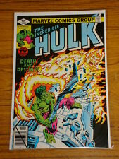 INCREDIBLE HULK #243 VOL1 MARVEL COMICS JANUARY 1980