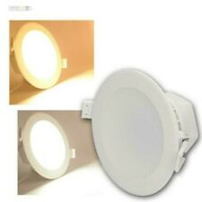LED Recessed Light,7/10/12W 230V Neutral / Warm White,Decken Einbau Strahler