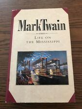 Life on the Mississippi by Mark Twain (1992 Book of the Month Club Edition)