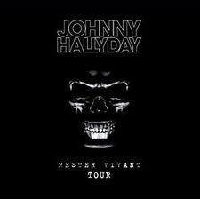 CD de musique Johnny Hallyday sur album avec compilation