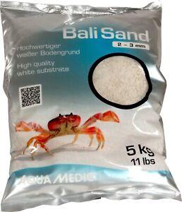 Aqua Medic Bali Sand 2-3mm 5kg Marine Reef Fish Tank Aquarium