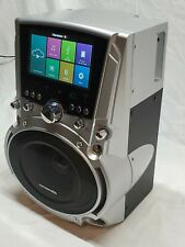 Karaoke USA WK760 Karaoke System All-in-One Wifi Bluetooth Touch Screen NEW!