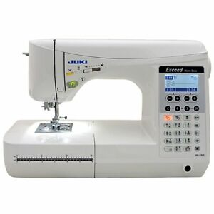 JUKI Exceed HZL-F300 HZL F300 Home Deco Computerized Sewing Machine