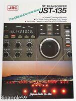 Japan Radio Company JRC JST-135 Transceiver Brochure 1988