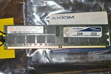 16GB KIT 2 x 8GB HP/Compaq Workstation ddr2 PC3200 Ram Memory