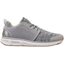 Roxy women's 'Set Session' casual grey and white shoes size US11`