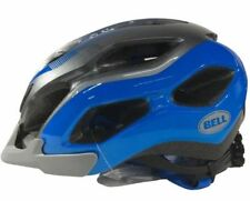 Bell Track Adult/Youth Bike/Bicycle Helmet Reflector Lighweight  Blue