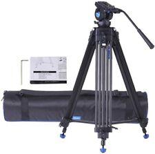 Andoer Benro KH25N Professional Video Tripod, Aluminium Alloy and Hydraulic Ball