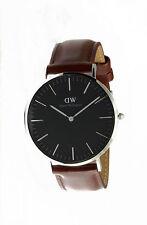 NUOVO DANIEL WELLINGTON DW00100130 St Mawes Watch 40MM - 2 anni di garanzia