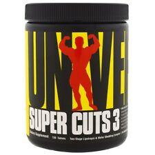 Universal Nutrition, Super Cuts 3, DIET ANIMAL LEAN MUSCLES ENERGY