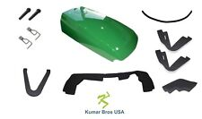 New Upper Hood/ Fuel Door Kit/ Mounting Seal Kit fits John Deere 4500 4600 4700