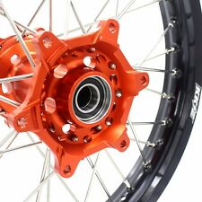 KKE 2.15*18 REAR WHEEL FITS KTM EXC EXC F 125 200 250 300 450 500 2003-2018 ORAN