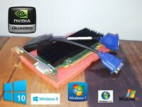 Windows 10 HP Pavilion P6534f p6535a p6536f p6537c p6545a Dual VGA Video Card