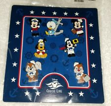 Disney Trading Pins Cruise Line Character Pins (7) Mickey Chip Dale   FREE SHIP