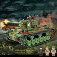 768pcs Militär Panzer Tank Modell Bausteine mit Armee Soldat Figuren Spielzeug
