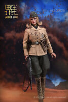Presale Alert Line 1:6 AL100026 Afrika Female Officer 12inch Figure Collectible