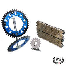 BMW Chain Kit S 1000 R RR Blue Chain 525 VX Extra Reinforced 17/44