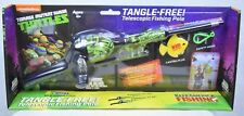 Nickelodeon Teenage Mutant Ninja Turtles Tangle-Free Telescopic Fishing Pole Box