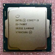 Intel Core i5-7400T SR332 2.40GHz 4 Core 4 Threads LGA1151 CPU Processor
